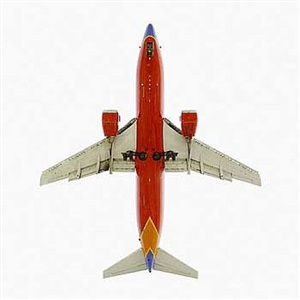 southwest airlines boeing 737-300 (boeing 737 #2) by jeffrey milstein