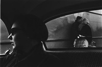 on a dutch ferry by louis stettner