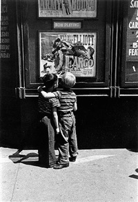 boys on second ave by louis stettner