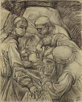 operation by otto dix