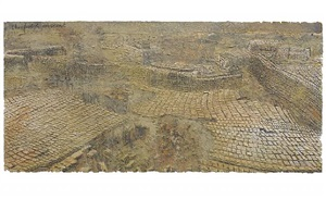 the fertile crescent by anselm kiefer
