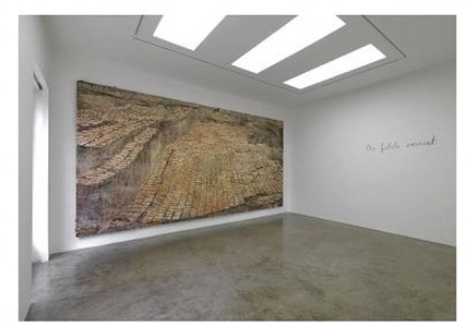 anselm kiefer karfunkelfee and the fertile crescent by anselm kiefer