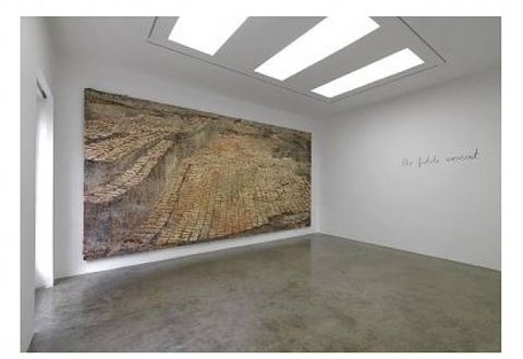 aschekelon (installation view) by anselm kiefer