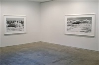 exhibition view by clifford ross