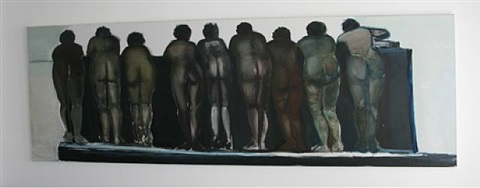group show by marlene dumas