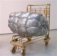 vehicle for seven seas iii by subodh gupta