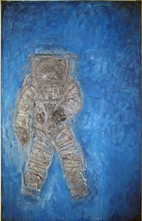 astronaut by gandy brodie