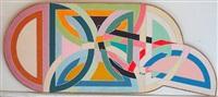 ok #203 stella protractor configuration #2 by richard pettibone