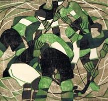 ice hockey by lill tschudi