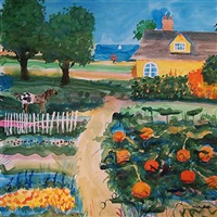 the pumpkin patch by mike smith