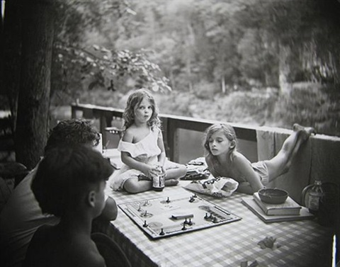 sorry game by sally mann