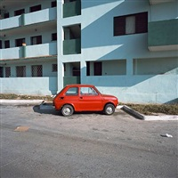 little red car by charles johnstone
