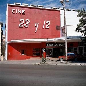 cine 23 y 12 by charles johnstone