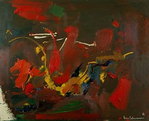 when gods combat by hans hofmann