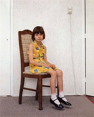 almerisa, asylumcenter leiden, leiden, netherlands jun 23, 1996 by rineke dijkstra