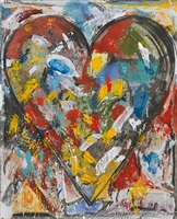 the ice cream man #5 by jim dine