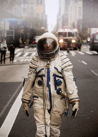 Lost Astronaut by Alicia Framis on artnet