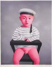 little navy by zhang xiaogang