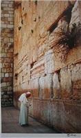 """Résultat de recherche d'images pour """"jean paul II mur de jérusalem"""""""