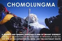 chomolungma by hamish fulton