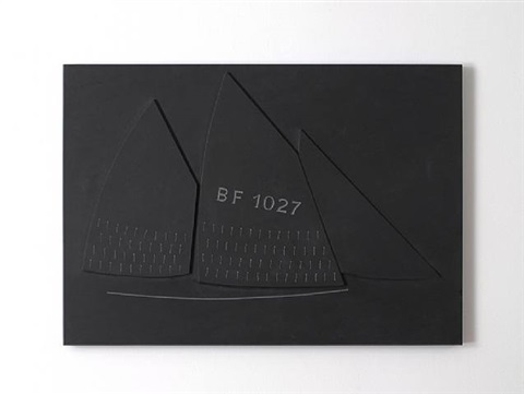 sails bf 1027 (with andrew whittle) by ian hamilton finlay