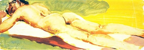 nude by eric fischl