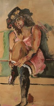 zigeunermädchen by amelie guth