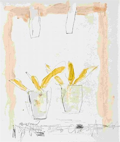 flowers by basil blackshaw