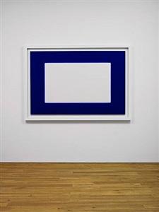 white in blue. late winter 2009 by garry fabian miller