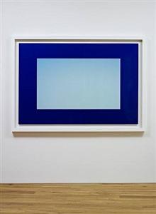 blue in blue. spring 2009 by garry fabian miller