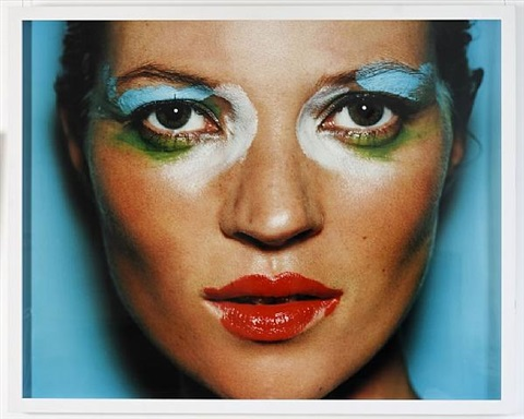 kate moss (npg) by mario testino