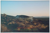 borehole camp on guarrie berg, south africa by richard long