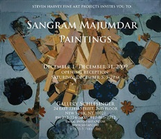 sangram majumdar paintings