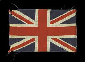 union flag 3 by peter blake