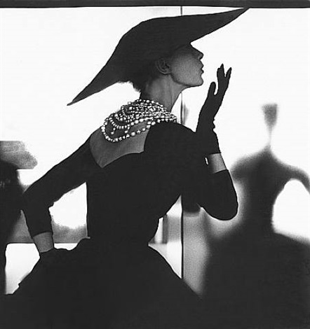 barbara mullen (blowing kiss variant), harper's bazaar by lillian bassman