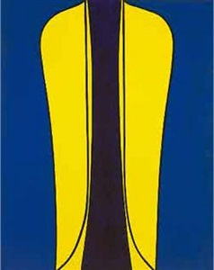lorser feitelson the late paintings by lorser feitelson