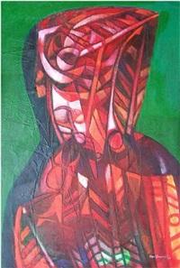 simbolo rojo del tropico by raul enmanuel