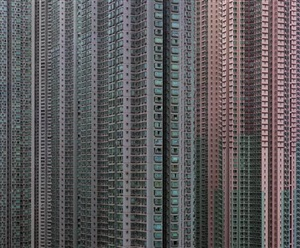 architecture of density 43 by michael wolf