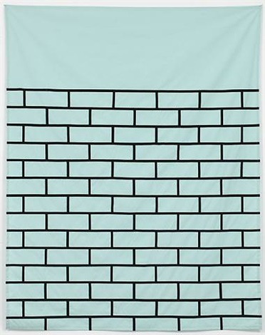 bikini (mint and black bricks) by mai-thu perret