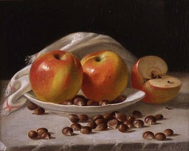 apples and chestnuts by john f. francis