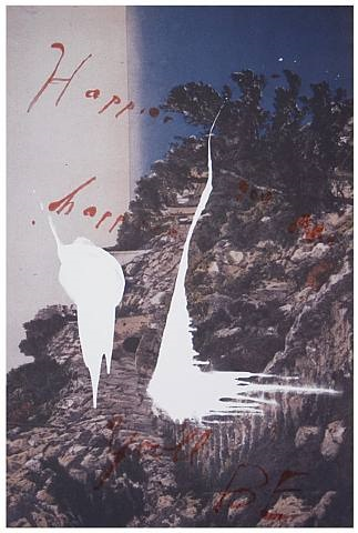 happier you are…happier you'll be by julian schnabel