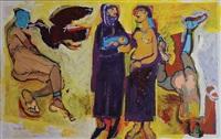le bébé by asaad arabi