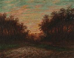 vibrant landscape by ralph albert blakelock