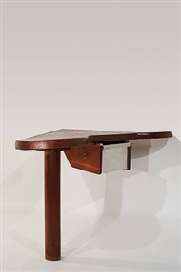 2 petits bureaux by charlotte perriand
