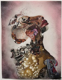 homeward bound by wangechi mutu