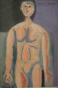 desnudo by luis seoane