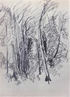 tree study by william trost richards