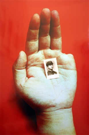 my left hand old photos 18 by sheng qi