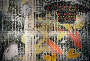 1 pm, yellow socks by jennifer bartlett