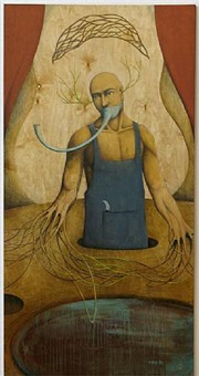 the gardener becomes his work by rené vasquez